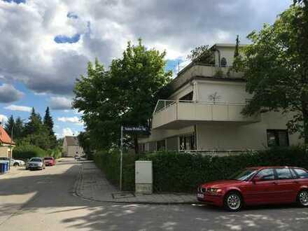Kapitalanlage! Vermietete 1 Zi-Wohnung mit Balkon in Pasing!