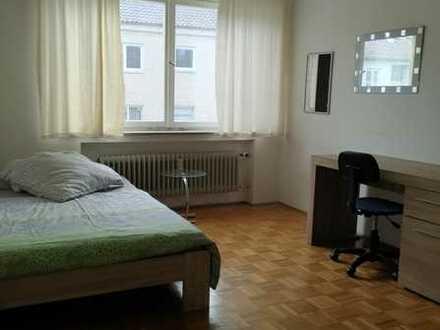 Coole Herren-WG*möbliertes Zimmer*ca. 22qm*FH-BI-Nähe*Miete all-incl.!*von GEZ bis Besteck & Kurzzei