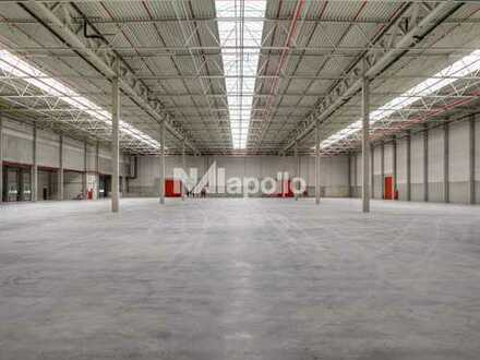 **NAI apollo** PROVISIONSFREI - Neubau-Erstbezug / TOP-Logistikflächen zu vermieten