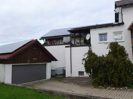Großes Dachgeschoss zum Ausbau mit möglicher Terrasse