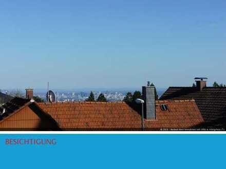 Top Dachstudio mit Balkon und Skyline-Blick