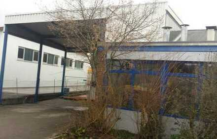 Produktion / Montage / Lager / Büro in Winterbach, direkt an der B 29