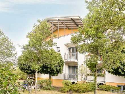 Schöne, helle, zur Zeit vermietete 1 Zimmer Wohnung direkt am Naturschutzgebiet!