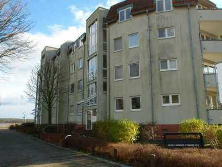 Freie 3-Zimmer Wohnung unmittelbar an der Havel mit Tiefgaragenstellplatz