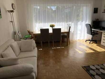 Shöne 3-Zimmer-Wohnung mit Balkon in Solln