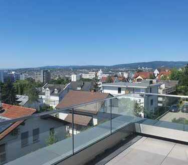 Letzte Chance! Neubau Erstbezug! Penthousewohnung in beliebter Lage mit Weitblick