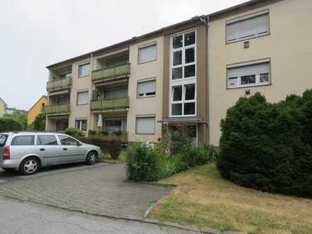 3 Zimmer Wohnung, EG mit Balkon