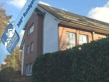 Familienidyll an der Grenze zu Marienthal! Freies Stadthaus, ca. 150m² wohnlich zu nutzender Fläche