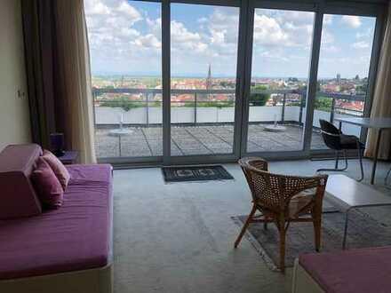 Penthouse Wohnung -120 m², 3,5 Zimmer