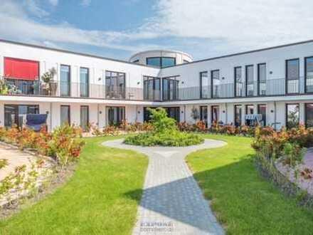Helle 2-Zimmerwohnung im Hotspot Mitte - sonnige Garten Oase