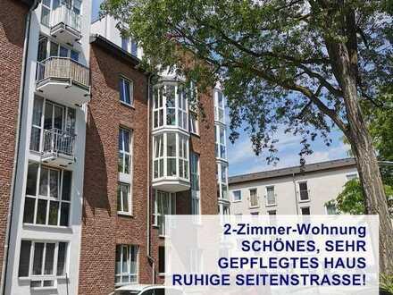 MORGEN BESICHT. ab 12.30 h: K.-EHRENFELD-SEHR RUHIG-2-Zim-WOHNUNG-ERDGESCHOSS!