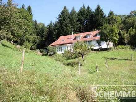 Freiamt ++ Traumhaft schöne Doppelhaushälfte mit Garten