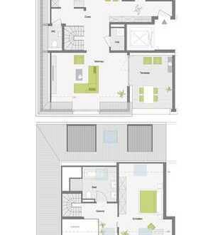 STADTWOHNUNGEN: 3-Zimmer-Maisonettewohnung