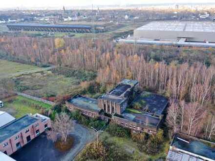 Ca.2.505 qm Wohngrundstück im neuen Trend Viertel auf Alma zu verkaufen!