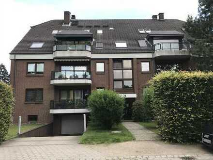 Gepflegte 3-Zimmer-Maisonette-Wohnung mit Balkon und Einbauküche in Tonndorf, Hamburg
