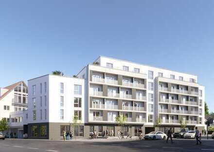 Neubau - Büro-/Praxisräume im Erdgeschoss in zentraler Lage nahe Stuttgart
