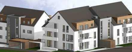 Richtig vorsorgen – 2,5 Zimmer EG-Wohnung mit großer Terrasse