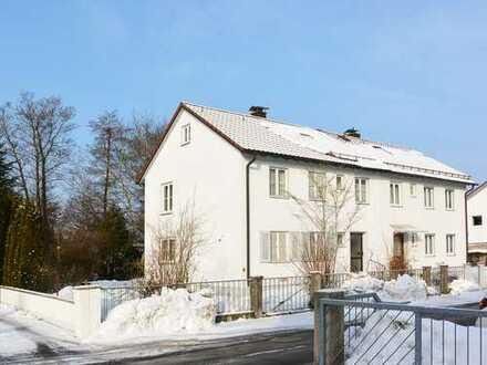 In der Sonne wohnen mit großem Grundstück - DHH im Kurgebiet Bad Waldsee