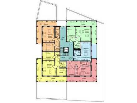 Neubau Mehrfamilienhaus in Neckartailfingen z. Bsp. Haus 1 - Whg 1.3