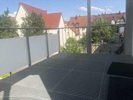 Wunderschöne Dachgeschoss ein Zimmer Wohnung in Durlach