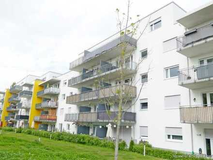 3 Zi. Erdgeschosswohnung mit Einbauküche und Terrasse in gepflegter Wohnanlage mit TG-Stellplatz!