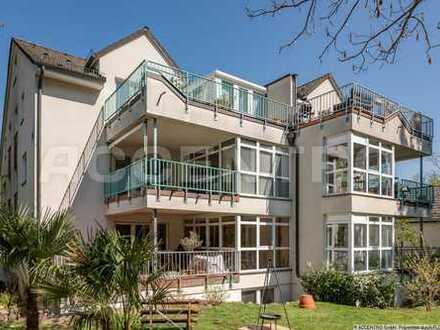 Wohninvestment in bezaubernder Lage in Wannsee mit Balkon und Wintergarten!