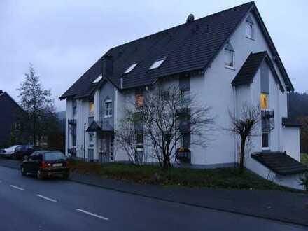 Gepflegte 3-Zimmer-Wohnung mit Balkon in Netphen-Deuz