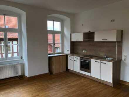 Vollständig renovierte 1-Zimmer-Wohnung mit EBK in Tann (Rhön)