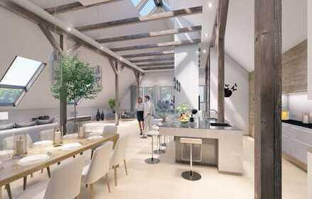 Attraktive Eigentumswohnung in Hofanlage - Raum für eigene Ideen