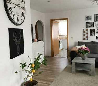 Geschmackvolle 2,5-Raum-Wohnung mit Balkon und EBK in Heilbronn Böckingen.