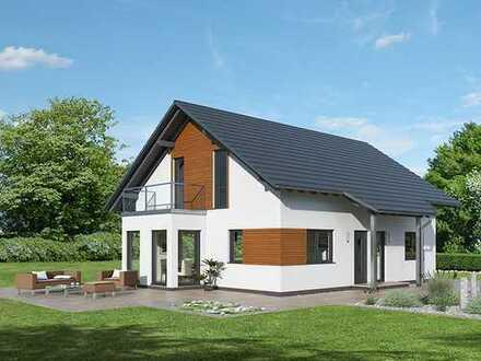 Traumhaus mit herrlichem Blick in ruhiger Ortsrandlage