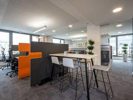 Open-Space Büroflächen im Grünen - Sheridan Park - Glasfaseranschluss - 2 Minuten zur B17