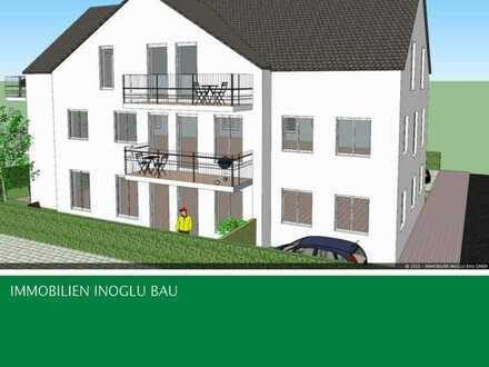 !Provisionsfrei! Helle 3-Zimmerwohnung im Neubau in Biebesheim