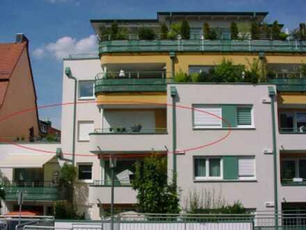 3 Zimmerwohnung mit grosser Dachterrasse