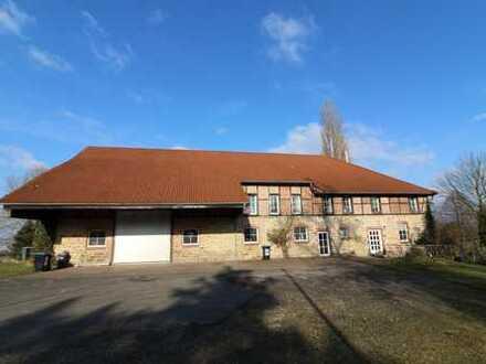 Schöne, modernisierte 3-Zimmer-EG-Wohnung zur Miete in Barsinghausen