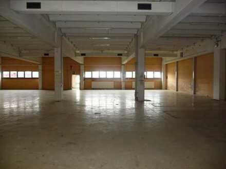 Lager.- oder Produktionshallen mit Büroflächen