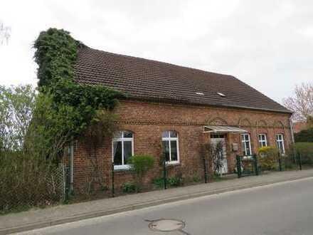 EFH mit Einliegerwohnung in Luckow unweit vom Stettiner Haff mit großem Grundstück