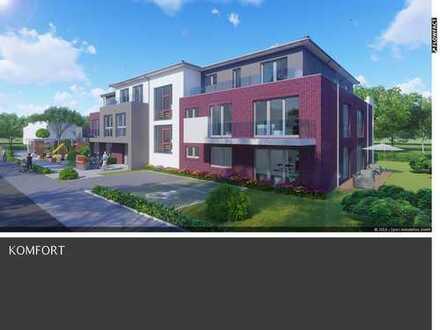 Moderne 3-Zimmer Wohnung als Kapitalanlage oder Selbstnutzung