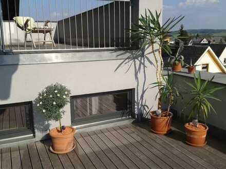 mehrere 4-6 Zi.Dachterrassen,Wintergarten,Split-Level-Maisonettewohnung,teilw.gewerbl.nutzbar