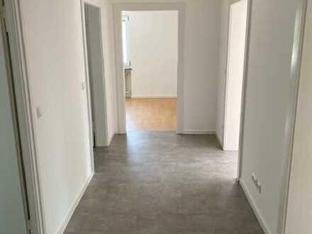Schöne, renovierte 3-Zimmer-Wohnung mit Balkon in Ramersdorf, München