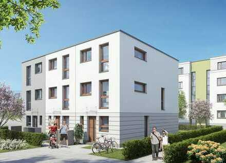 Townhäuser auf Erbpacht Grundstück in Frankfurt Griesheim!