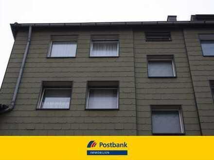 !Zwangsversteigerung! ohne Erwerbercourtage vermietete DG-Wohnung in Dortmund-Mitte!