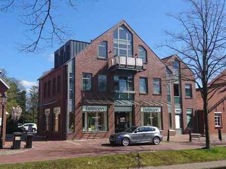 Dachgeschosswohnung mit Balkon in Papenburg-Untenende, www.deWeerdt.de