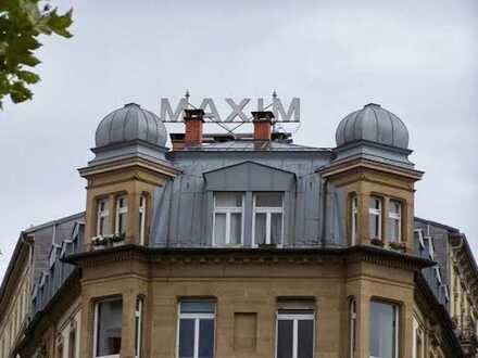 Exklusiver Club im Herzen Baden-Badens