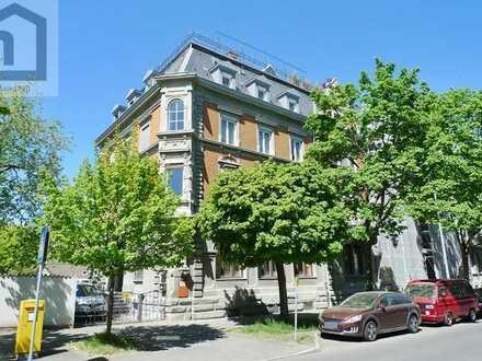 Exklusivität und Charme in einer Maisonette-Wohnung in KN-Altstadt mit einzigartiger Dachterrasse