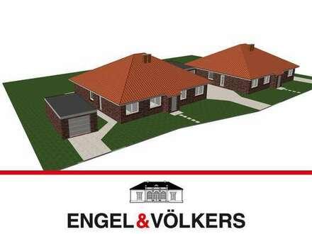 Neubau: Hochwertige Doppelhaushälfte