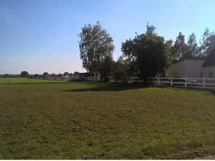 Grundstück für genehmigte Doppelhaushälfte zu verkaufen
