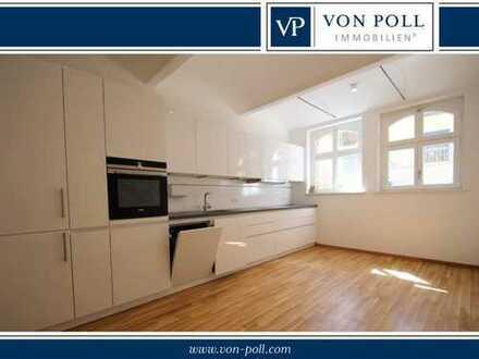 Großzügiger Erstbezug in der Villa Chopin mit Einbauküche