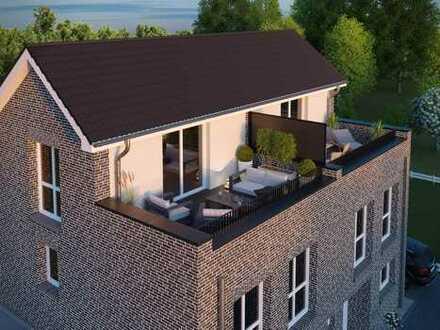 NEU!Tolle Lage!Besondere DHH mit Dachterrasse!In direkter Nähe zum Baerler Busch und Lohheider See