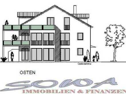 3 Zimmer Wohnung 91 m² gebaut im KFW 55 Standard von ihrem Immobilienpartner SOWA Immobilien und ...